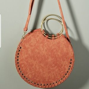 Marla Stitched round Anthropologie Bag